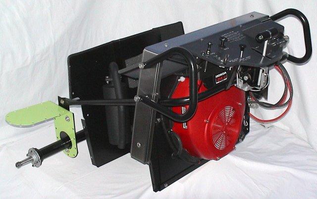 Repower on Kawasaki Mule 610 Parts Diagram